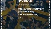Los equipos mexicanos con más títulos internacionales