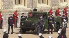 Funerale del duca di Edimburgo: la caratteristica della particolare bara