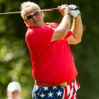 John Daly on Donald Trump: 'He's doing a hell of a job'