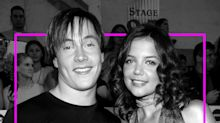 "Chris Klein Said He and Katie Holmes Were Like ""Prom King and Queen"" When They Were Together"