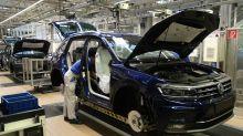 Darum werden 2019 weniger deutsche Autos hergestellt