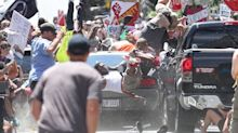 'Beautiful Moment Ripped Away' As Car Plows Into Anti-Racist Group In Charlottesville, 1 Dead