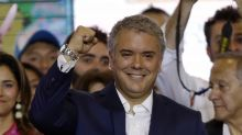 Colombia's president-elect seeks unity after polarizing vote