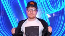 BRIT Awards 2017: Ed Sheeran and Stormzy wore each other's t-shirts at Warner after-party