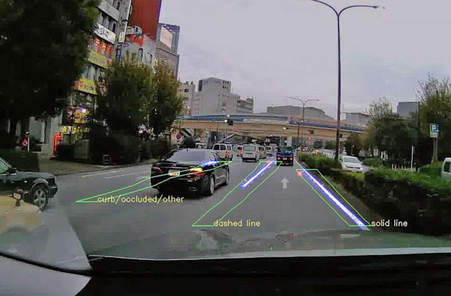 Toyota experiment uses cameras to create city maps for self-driving cars