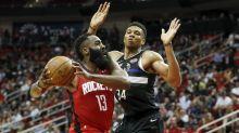Despite feud, Giannis Antetokounmpo says James Harden is hardest to guard in NBA