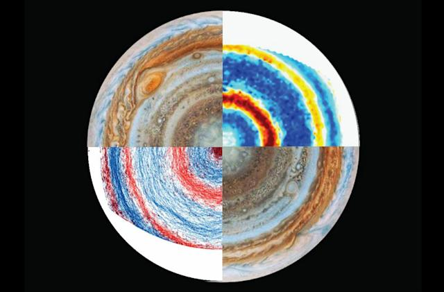 Scientists recreated Jupiter's chaotic atmosphere in the lab
