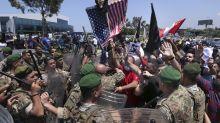 Lebanese man who financed Hezbollah in US returns home