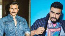 SaifAli Khan & Arjun Kapoor in horror-comedy BhootPolice