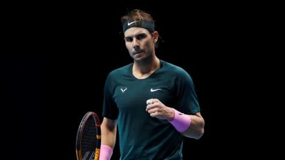 Nadal leads tennis world in paying respect to Maradona