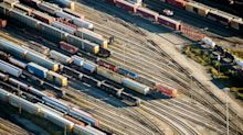 Rise in Rail Shipments A Sign of Rebound in Canada