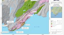 Magna Terra Initiates a 2,000 Metre Drill Program at the Emilio Trend, Cape Spencer Project