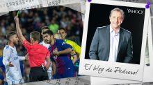 OPINIÓN: Josep Pedrerol: Si dudamos de los árbitros, mejor que nos vayamos a casa