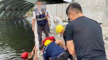 高雄光榮碼頭海域驚見男女2具浮屍 身體以繩索綑綁