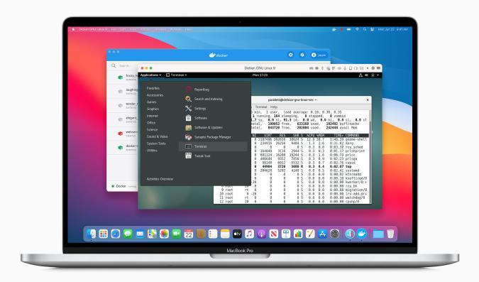 big sur macOS