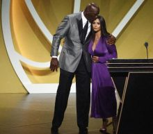 Kobe Bryant induction: Best photos from Hall of Fame ceremony