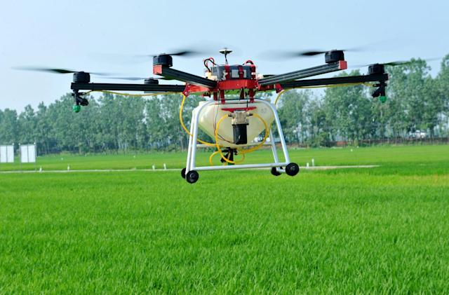 US will test expanded drone use in 10 states