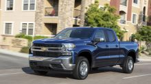 Chevy says not to look at the 2019 Silverado's fuel economy rating