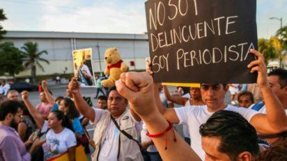 México tem nono jornalista assassinado em 2018
