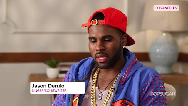 You Need to See Jason Derulo's Spot-On Snoop Dogg Impression!