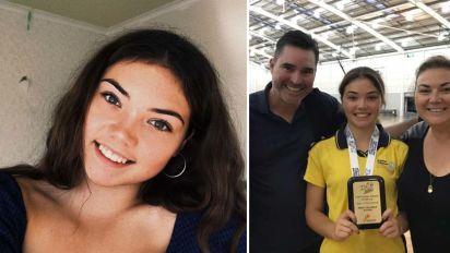 Parents pay tribute forgirl, 15, killed by Lamborghini
