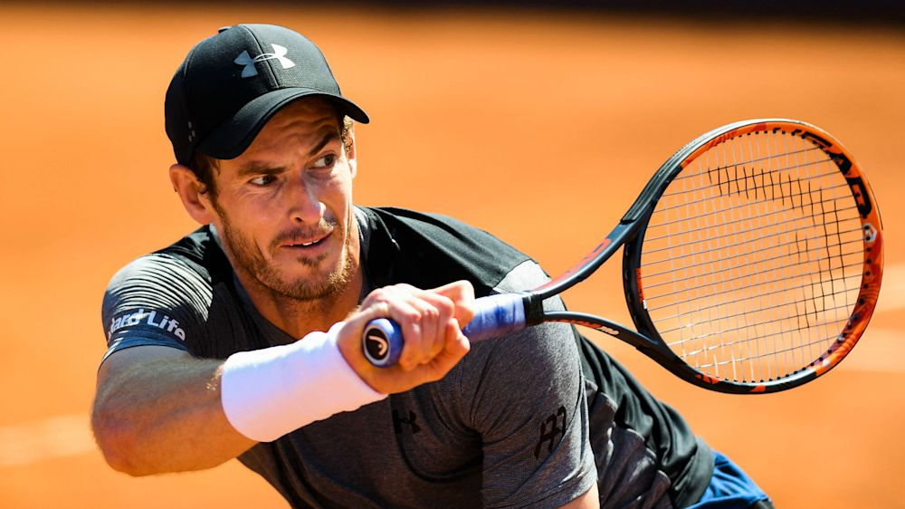 Terrific Thiem sends Murray tumbling in Barcelona