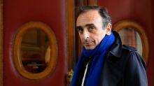 Mineurs isolés : le tollé continue pour Éric Zemmour, qui nuance (un peu) ses propos