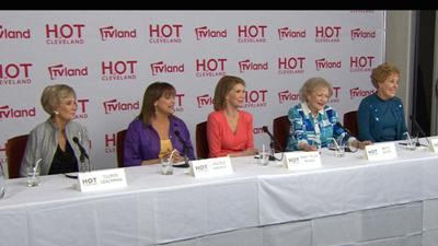 'The Mary Tyler Moore Show' Cast Reunites On 'Hot In Cleveland'