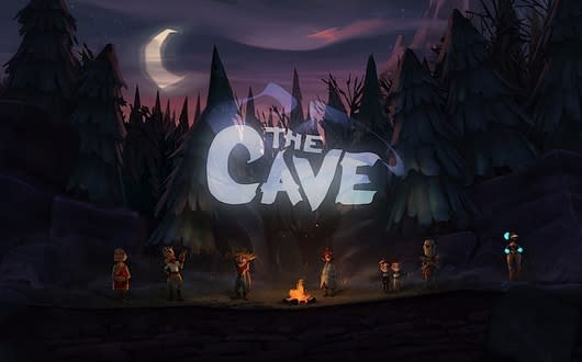 The Cave opens up to adventurers in 2013, care of Ron Gilbert and Double Fine