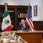Mexico pins hopes on U.S. vaccine sharing after Biden's 100-day target