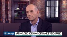 Arm Holdings CEO Segars on SoftBank's Vision Fund