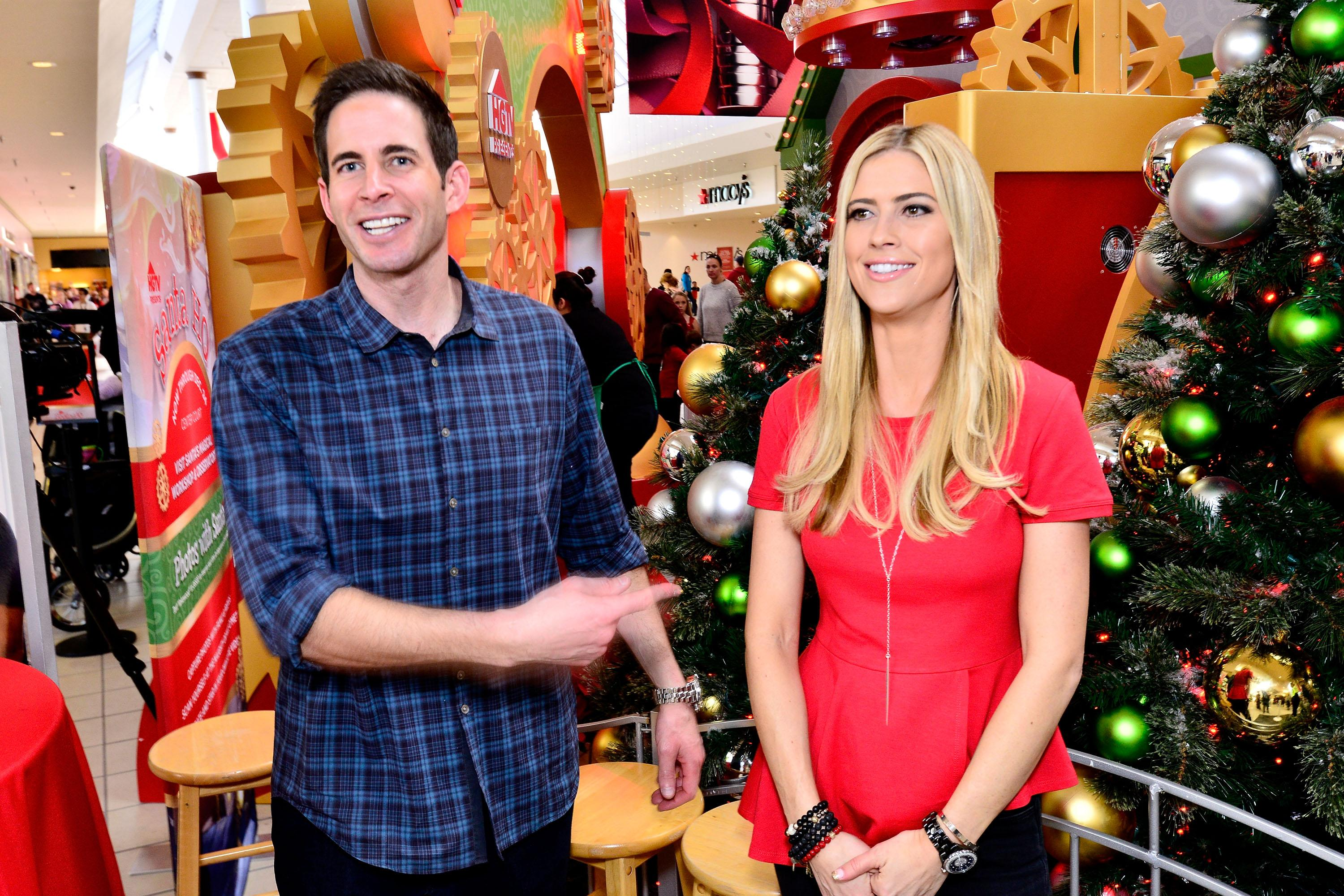 Tarek el moussa files for divorce for How much are tarek and christina worth