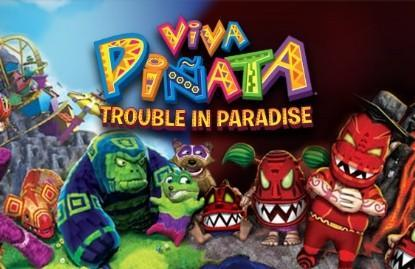 Viva Pinata: Trouble in Paradise, now sporting 4 player ONLINE co-op