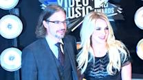Britney Spears Shows 'Love' After Split From Jason Trawick