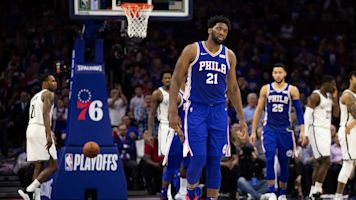 Joel Embiid ruled out for Game 3 of Nets-76ers series
