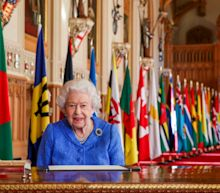 Queen warns we must keep in touch with family to 'transcend division' in Commonwealth Day message
