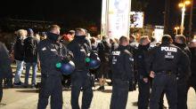 Pandemie: Erneut Verstöße gegen Corona-Regeln in Berlin