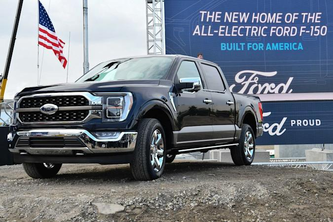 Ford's $700 million investment in the historic Rouge Complex includes a new high-tech manufacturing home for its all-electric F-150 due out in mid-2022.