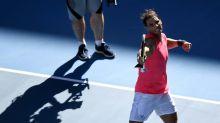 Nadal crushes Carreno Busta despite late night watching Federer