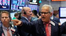 Wall Street tumbles again, world equities at one-year low