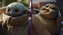 Un fan art de Baby Jabba se vuelve viral y hace la competencia a Baby Yoda