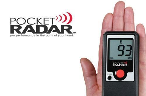 Pocket Radar promises to be world's smallest speed radar