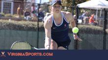 Virginia Announces 2021 Women's Tennis Schedule