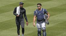 Yankees closer Chapman has COVID-19; Judge scratched