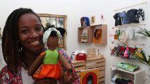 Brasil abre primera tienda de muñecas negras para promover la diversidad