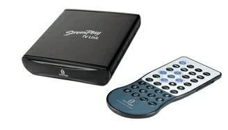 Iomega ScreenPlay TV Link adds BYO storage multimedia playback to any TV