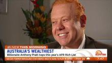 AFR Rich List features record 76 billionaires