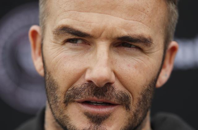 David Beckham now co-owns an esports team