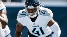 Titans Agree to Terms With RB/FB Khari Blasingame