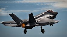 Fighter Fiasco: The Navy's Version of the Stealth F-35 Is In Trouble